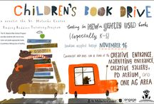 Book Drive - READ IT UP
