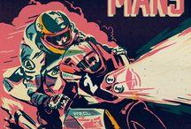 24hr Racing Memorabilia