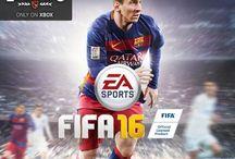 Fifa 16 Cover Stars