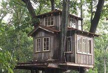 Tree Houses / by Lori Dwight Slone
