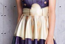 True Dresses of a Nerd
