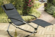 Great Garden Furniture Ideas! / Get ready for summer 2015 with our inspirational outdoor furniture board.