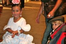 flamenca niña