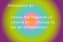 Affirmations for Women Entrepreneur