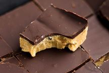 Vegan Desserts / All recipes will be modified to use chia eggs/almond milk/vegan dairy options/no honey