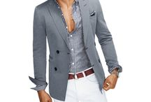 Outfits for men / by LILI*