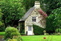 homes / by Janice Keil-Robbins