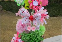 bow bouquet