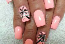 Stamping été /soleil /mer