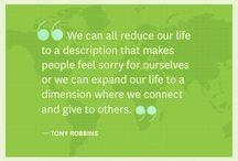 Quotes / Levenswijsheid, inspiratie, motiverende spreuken, humor..