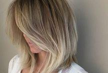 cortes y colores de cabello