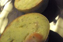 Moelleux salés / Muffins