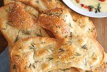 Flat bread ... I <3 bread