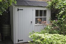 Willow's shed