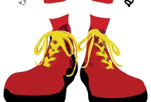 RMHC Wears Red Shoes / Show your support and spread awareness for RMHC by wearing (and pinning) red shoes!