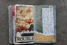 Collage and Gluebooks