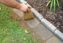 GARDEN EDGING/WALKWAYS