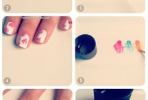 Nail Designs! :)  / by Lauren McGregor