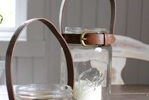 NTRLK LEATHER GLASS & DECO / Style & Design
