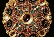 Early Medieval jewelry