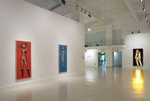 Julian Opie / 41 obras recientes cuyo eje temático es la figura humana