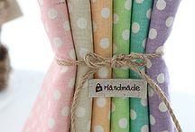 Fabrics - stoffen / Stoffen die me inspireren, stoffen die gewoon mooi zijn / by Jane Brenkman