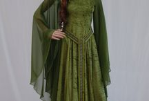 Medieval Dress / by Nurit Zodrow