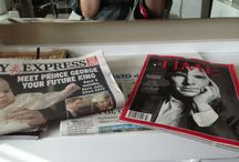Press / Covers, news of the World, faces of our times