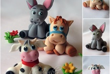 cake toppers / by Hristina Janeva