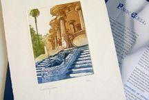 Regalos Gaudí / Regalos de empresa con motivos de Gaudí. Regalos personalizados para eventos y reuniones de directivos en Barcelona. T. 935 315 911 - info@regalosavantgarde.com