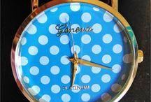 A pois / #apois #colorate #divertente #orologio