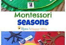 montessori seasons