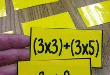 Teaching: math: grade 3