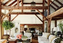 BARN CONVERSION - FRANCE / Barn conversion ideas, for our barn in France
