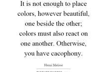 Matisse Quotes