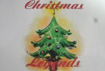 Christmas Legends / Count down to Christmas with a simple daily craft depicting a different Christmas legend each day. Daily projects and their legends at: http://hotglueandwildimagination.theblogpress.com