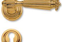 Door handles, Enrico Cassina