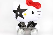 Hello Kitty x Kiss