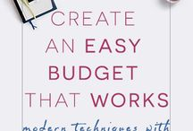 Money, budget and finance tipss