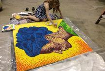 Integrated Studio Arts Student Work