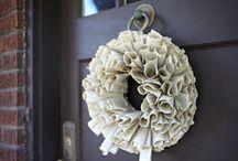 Wreaths / by Aleasha Brandon