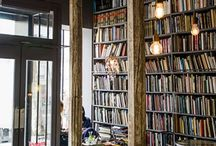 Backup plan / Bookshop/Library/Café