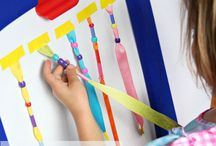 PreK Easel Activities