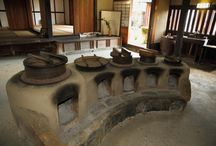 Japanese stove kamado