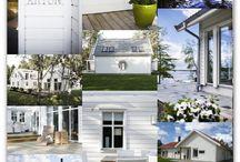 Holzhaus-Träume von Land-Immobilien