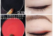 make-up world