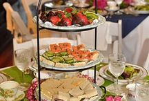 Magen's Bridal Shower Tea Party / We're having a bridal shower tea party for my future daughter-in-law, Magen.