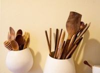 Storing Kitchen Utensils