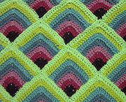 Granny Squares / by Bettie Roux