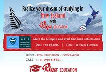 WITT, New Zealand Delegate Visit at Riya Education / WITT, New Zealand Delegate Visit at Riya Education